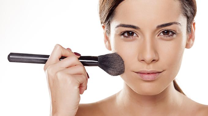 pędzle do makijażu - Pędzle do pudru sypkiego