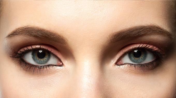 Makijaż permanentny brwi - efekt