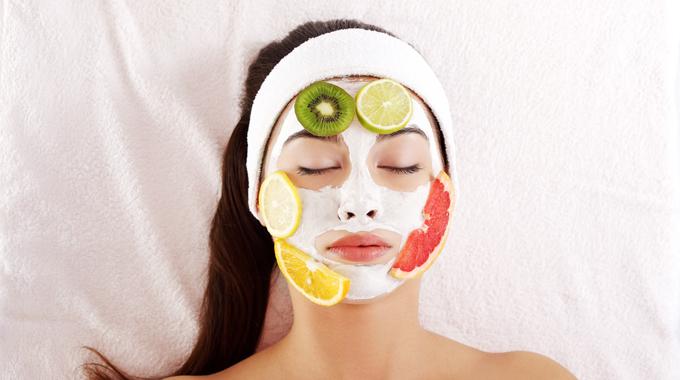 Multimasking: strefy twarzy