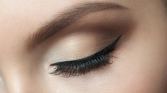 Makijaż oczu wypukłych