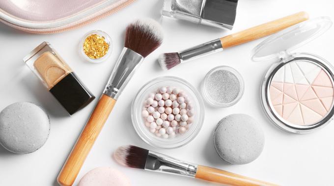 paleta kosmetyków