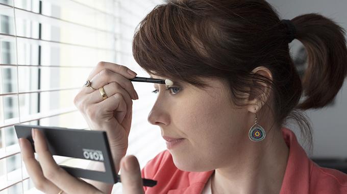 Makijaż Dla Brązowych Oczu Krok Po Kroku Blog Perfekcyjny