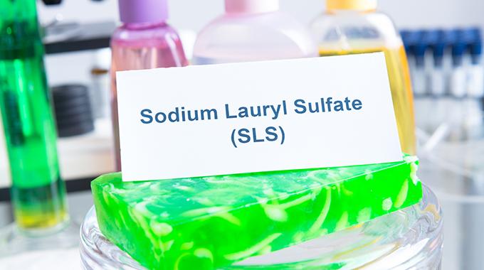 SLS w kosmetykach