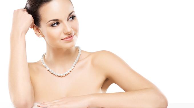 kosmetyki z pereł