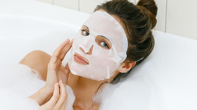Maska anti-ageing