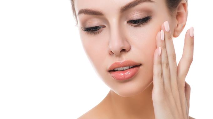 Pielęgnacja twarzy dermokosmetykami