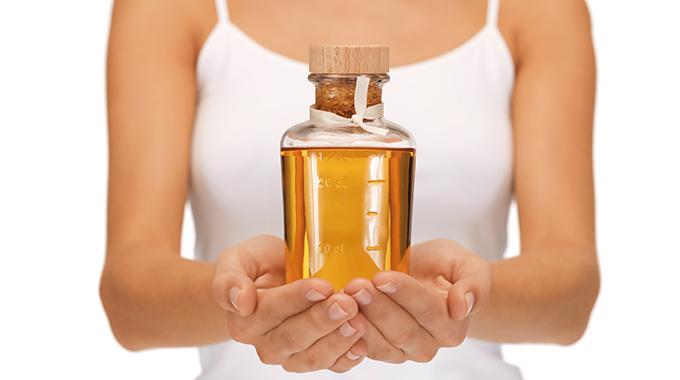 Pielęgnacyjny olejek do skóry