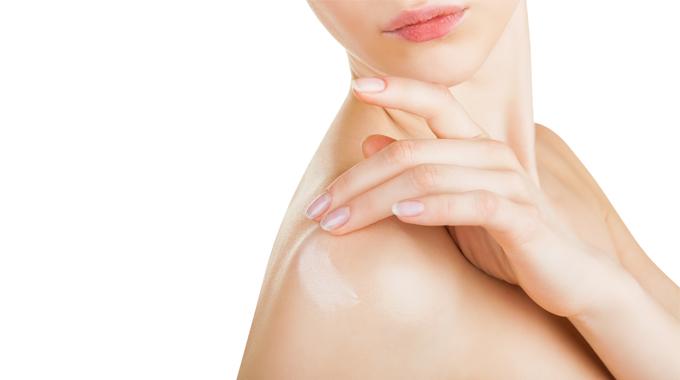 Nawilżanie skóry emolientami