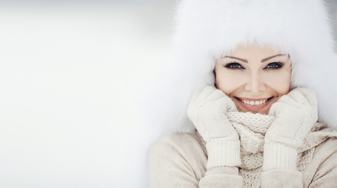 kosmetyki na zimowe dni
