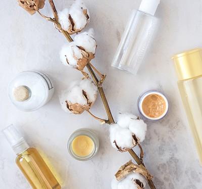 Kosmetyki z włóknami