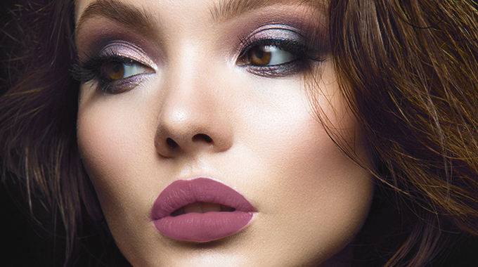 Makijaż spotlight
