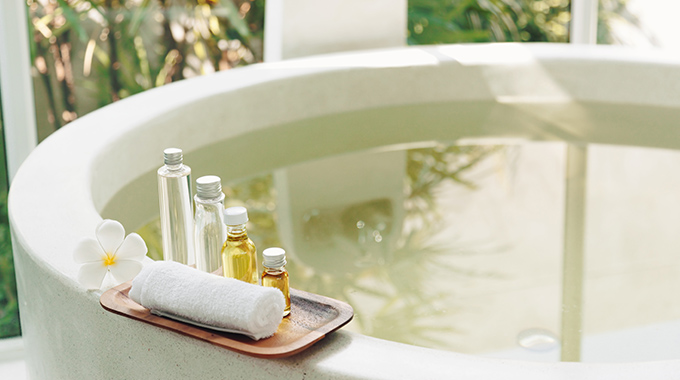 Kąpiele ziołowe