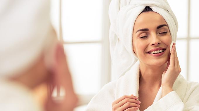 Wieczorna pielęgnacja skóry