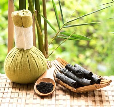 węgiel bambusowy
