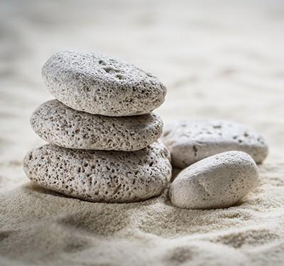 Kamień peelingujący